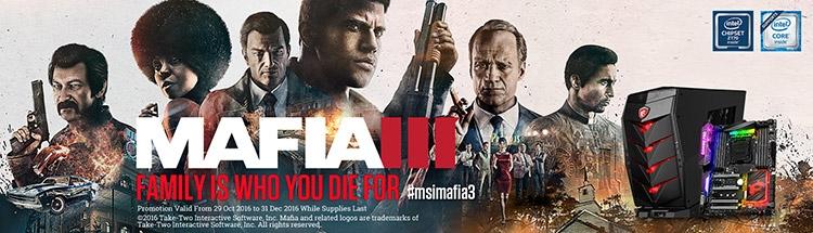 MSI Mafia III