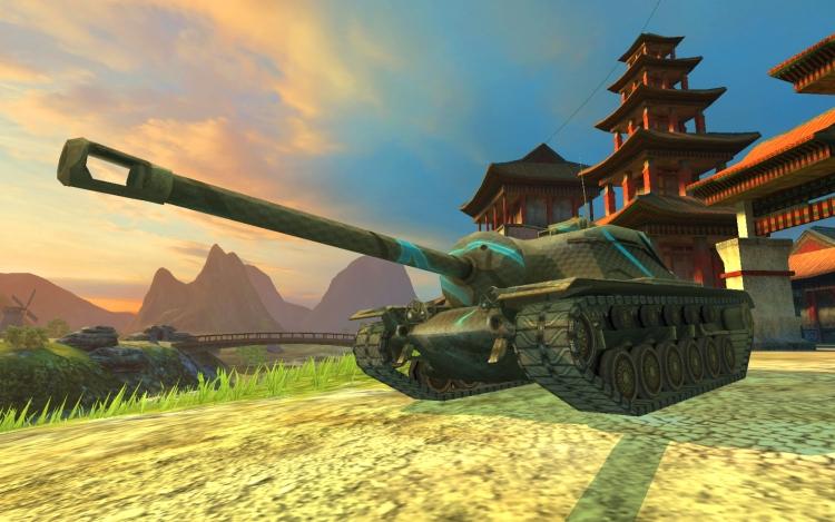 скачать игру World Of Tanks Blitz на компьютер с официального сайта - фото 9