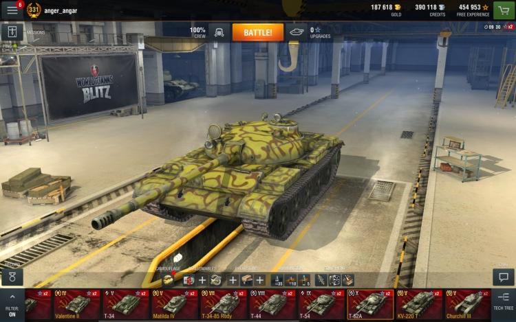 скачать игру world of tanks blitz на компьютер с официального сайта