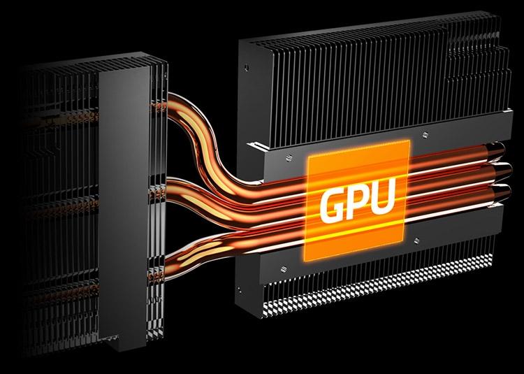 Видеокарта Gigabyte GeForce GTX 1080 D5X 8G (GV-N1080D5X-8GD)