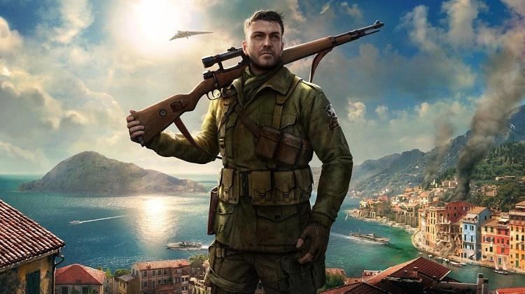 элитный снайпер 3 игра 2016 год скачать торрент на русском - фото 6