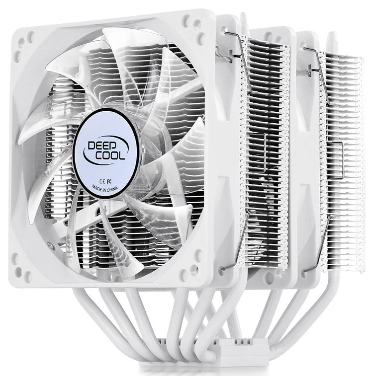 Кулер Deepcool NEPTWIN White