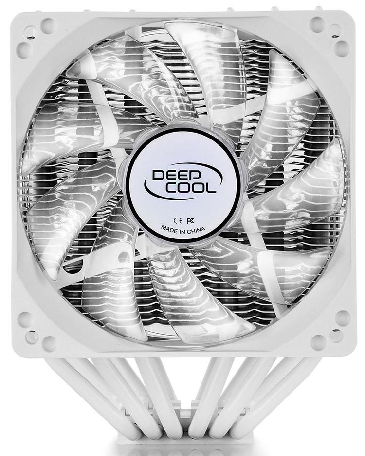 Вентиляторов может быть три, но ширина кулера в таком случае увеличится до 161+ мм