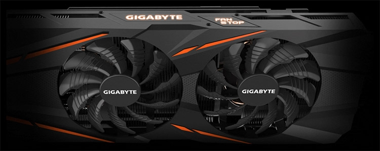 Видеокарта Gigabyte GeForce GTX 1060 D5 6G (rev. 2.0)