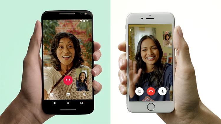 Как сделать видеозвонок с телефона на телефон