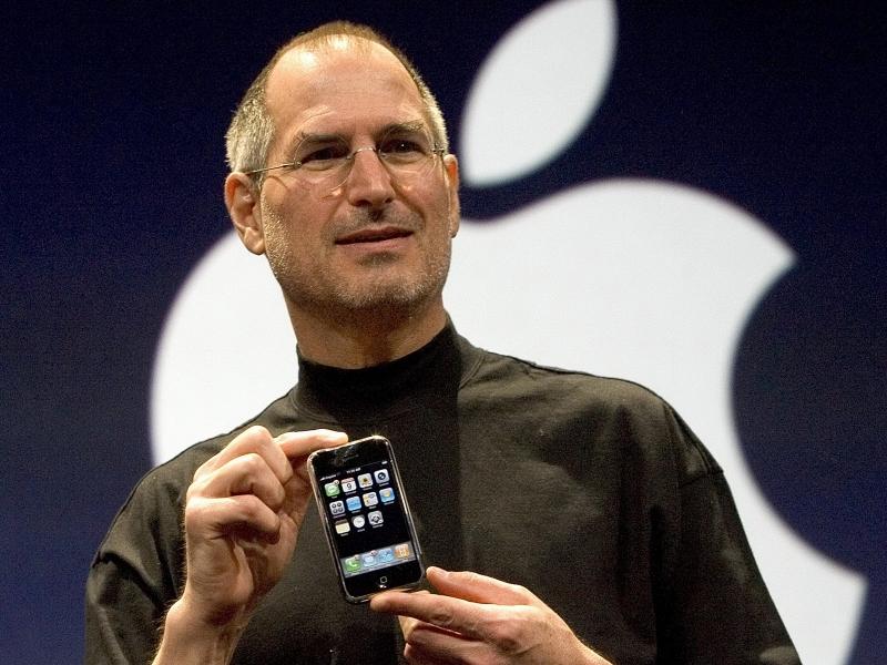 Когда iPhone показали впервые, он казался настоящим чудом
