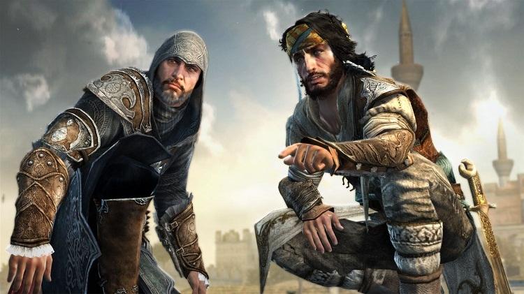 Дополнения для Assassins Creed Brotherhood