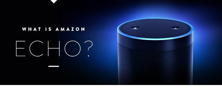 Amazon Echo является центральным узлом умного дома