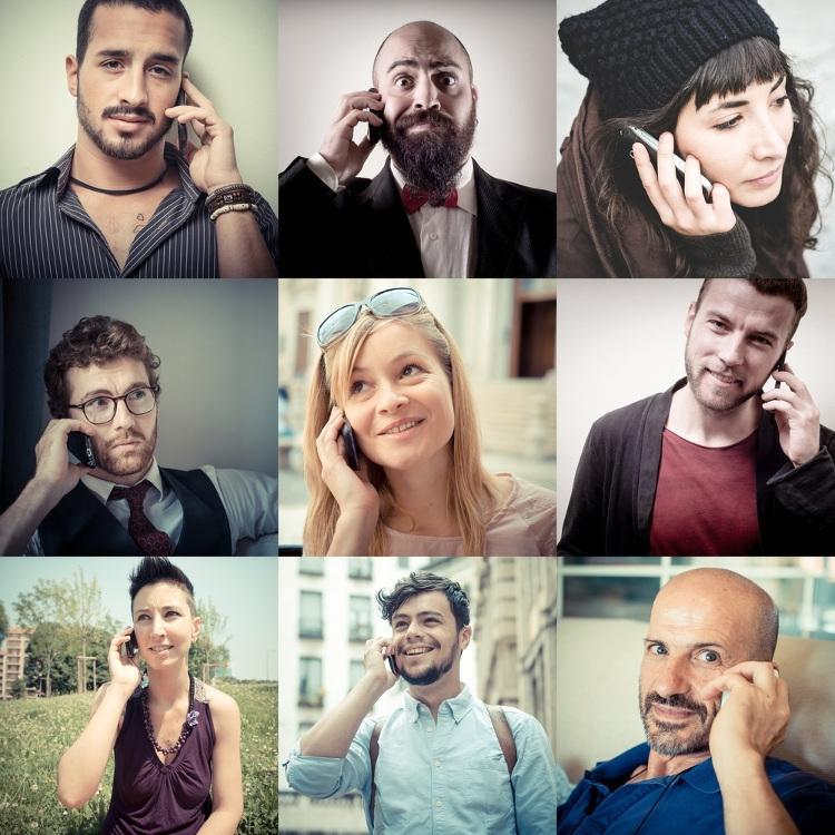 Учёные считают, что телефон отражает характер человека
