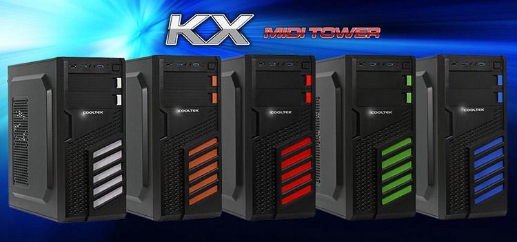 Корпус Cooltek KX