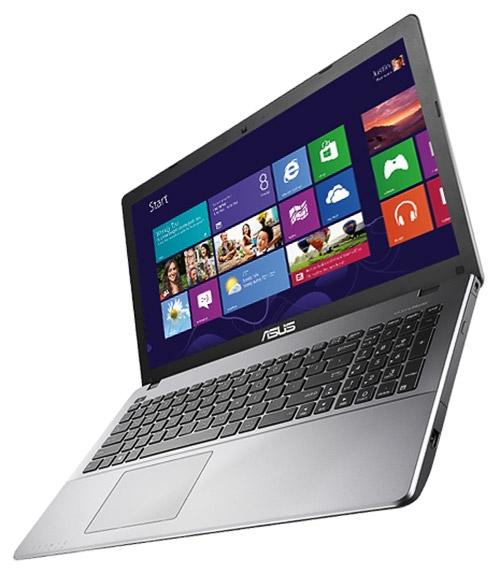 Ноутбук ASUS X550IU
