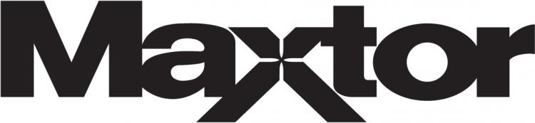 Логотип Maxtor