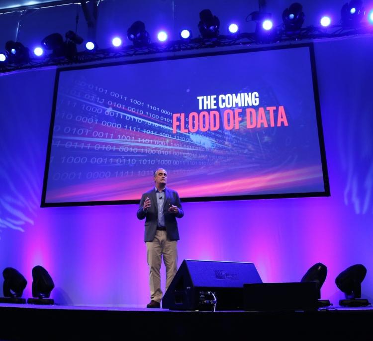 Брайан Кржанич, исполнительный директор Intel.