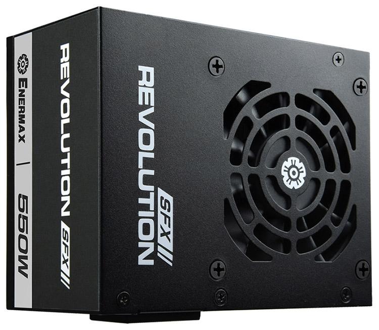 Блок питания Enermax Revolution SFX 550W
