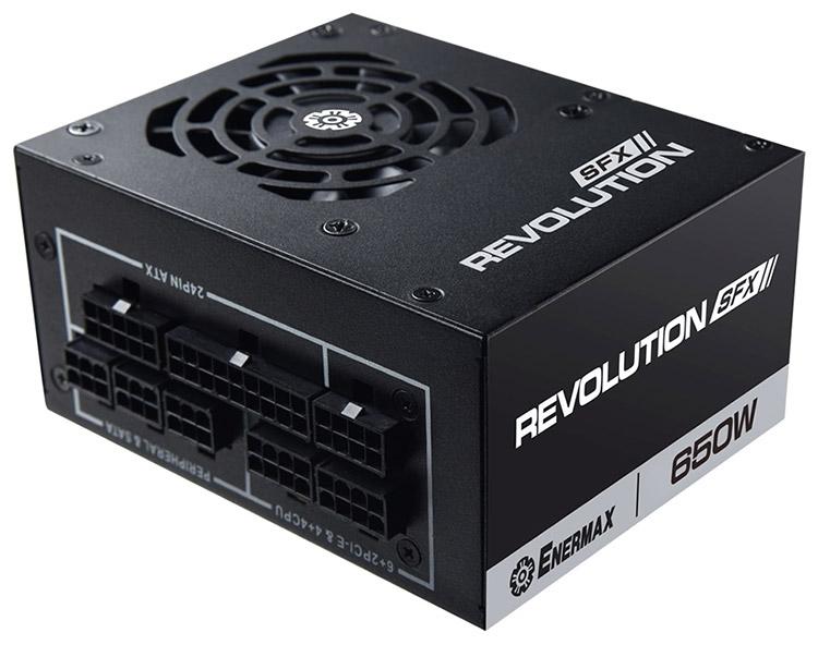 Блок питания Enermax Revolution SFX 650W