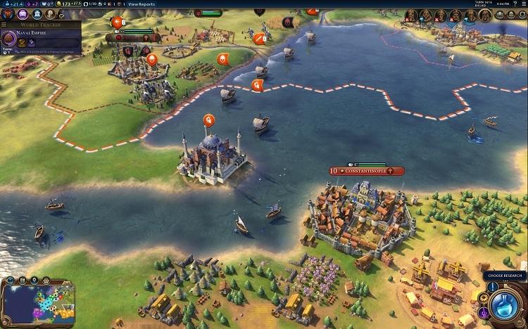 карта земли Civilization 6 скачать - фото 3