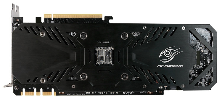 Видеокарта Gigabyte GeForce GTX 1070 G1 Rock (GV-N1070G1 ROCK-8GD)