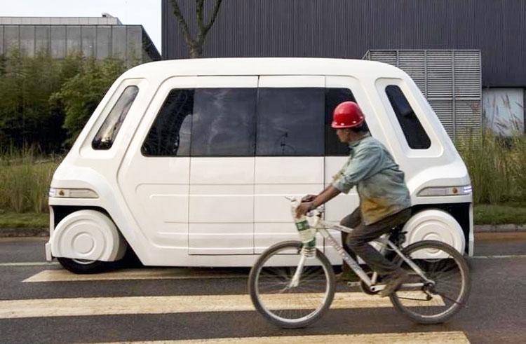 Китай утвердит стандарты самоходных автомобилей в 2018 году