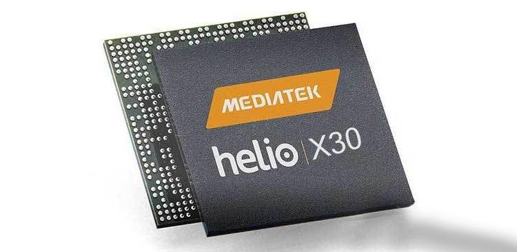 Первые смартфоны на платформе MediaTek Helio X30 появятся в течение полугода