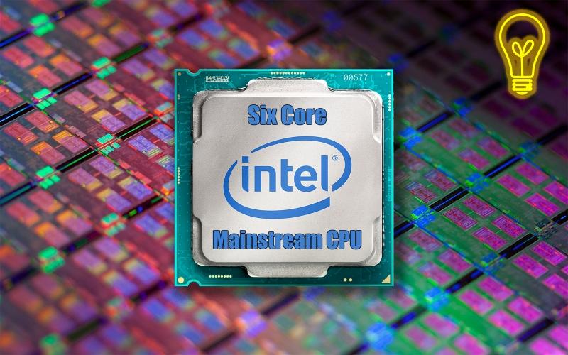 Шесть ядер у Intel в массовом сегменте: реальность 2018 года