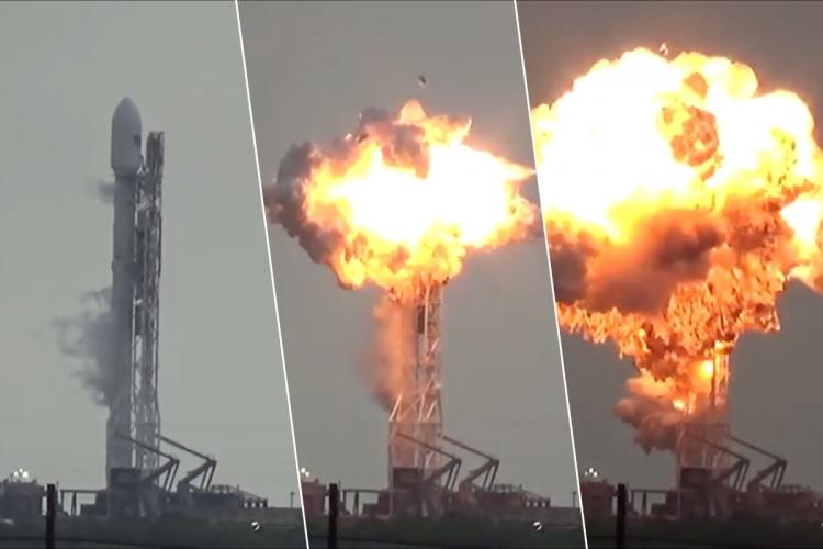 Расследование взрыва ракеты SpaceX завершено, повторный запуск намечен на 8 января