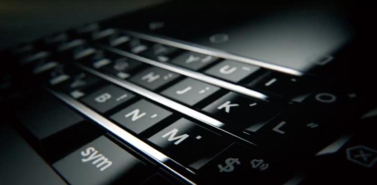 CES 2017: видеотизер подтверждает предстоящий анонс смартфона BlackBerry с клавиатурой