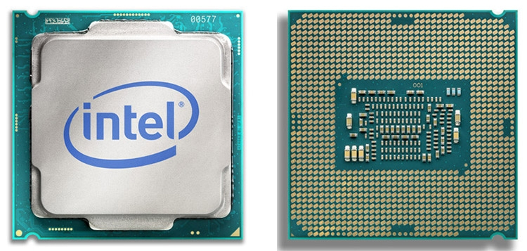 CPU Intel Kaby Lake-S