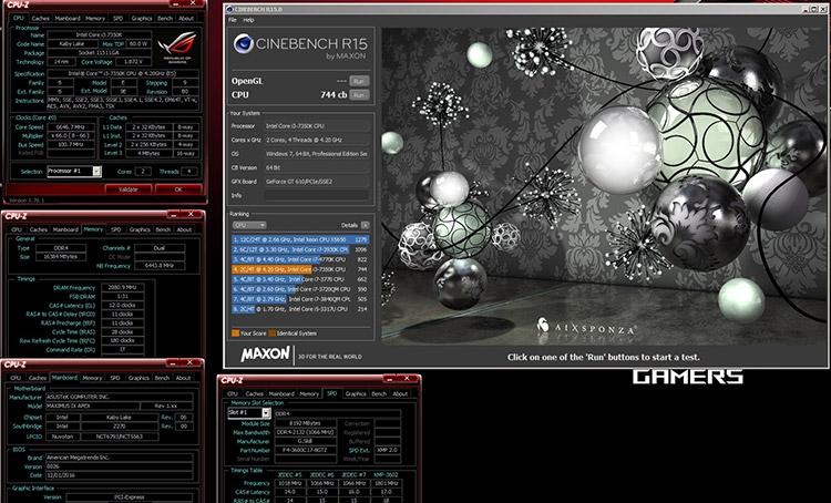 Экстремальный разгон Core i3-7350K до 6,6 ГГц в исполнении оверклокера Xtreme Addict