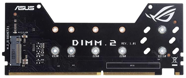 ASUS DIMM.2