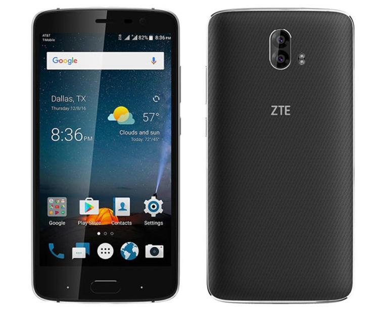 CES 2017: смартфон ZTE Blade V8 Pro получил сдвоенную 13-Мп камеру