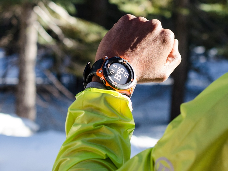 CES 2017: смарт-часы Casio WSD-F20 выполнены на платформе Android Wear 2.0