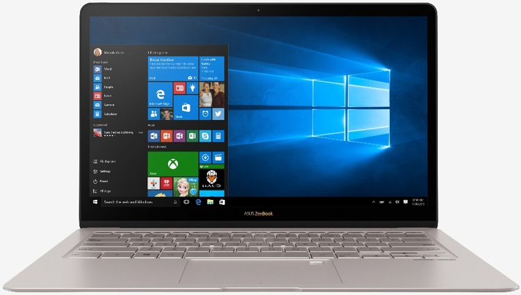 Ноутбук ASUS ZenBook 3 Deluxe