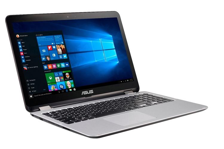 Ноутбуки ASUS VivoBook Flip и VivoBook Max