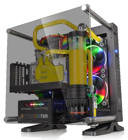 Корпус Thermaltake Core P1 TG