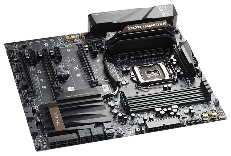 EVGA Z270 Classified K