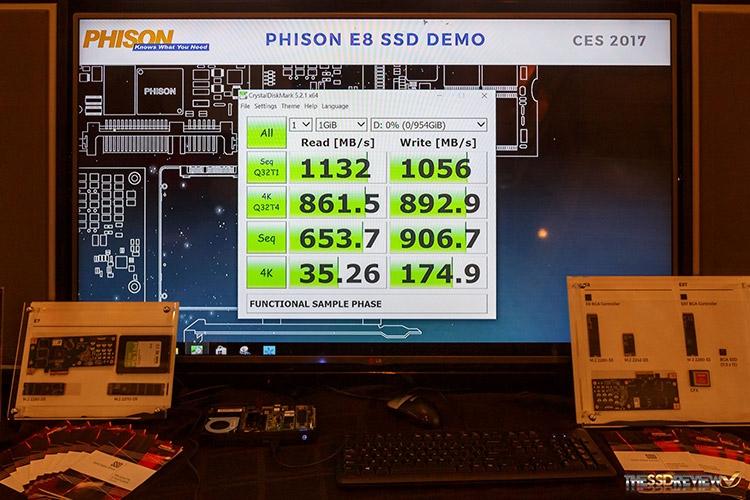 Phison E8/E8T