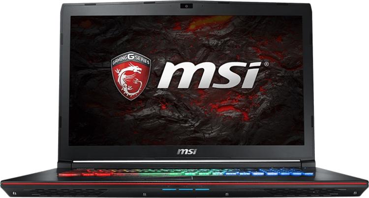 Игровые ноутбуки MSI GE72/GE62