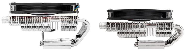 AXP-100RH и AXP-100R (справа)