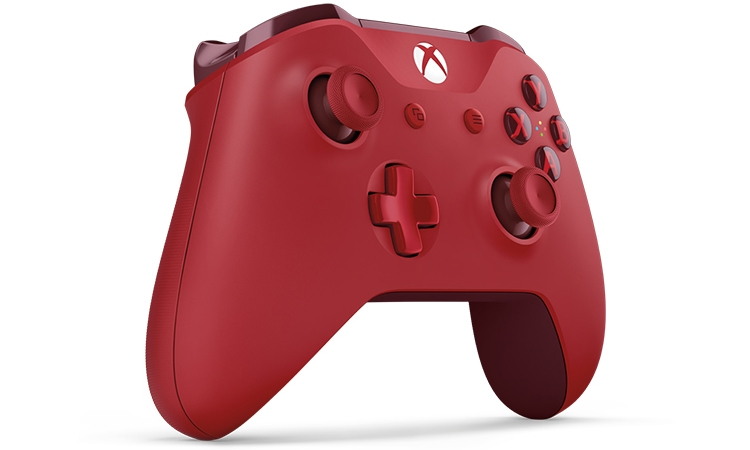 Беспроводной контроллер Xbox вышел в двух новых цветах