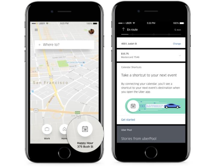 скачать бесплатно приложение Uber - фото 5