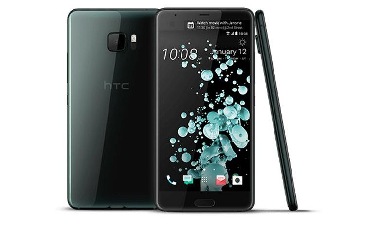 Флагманский фаблет HTC U Ultra оснащён вспомогательным дисплеем