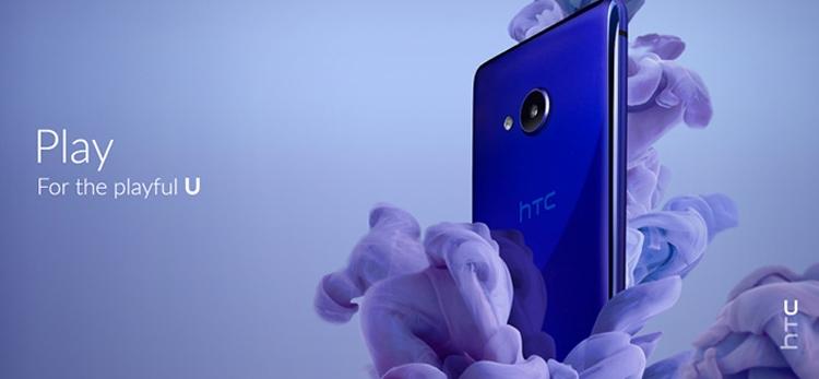 """Смартфон HTC U Play получил 5,2"""" экран Full HD и две 16-Мп камеры"""