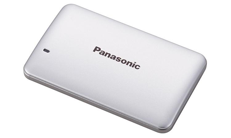 Panasonic SSD-накопитель с интерфейсом USB 3.0