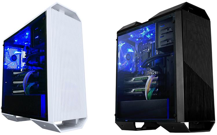 Выпущена новая версия корпуса RAIDMAX MONSTER II