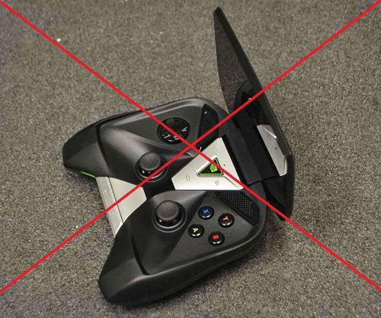 Портативная консоль NVIDIA Shield Portable 2 может не добраться до релиза