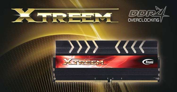 Team Xtreem DDR4