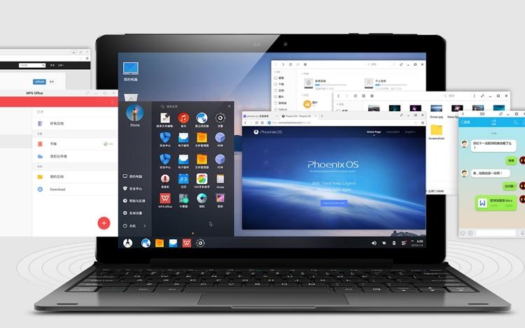 Планшет «два в одном» Onda V10 Pro использует две программные платформы