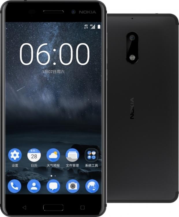 Смартфон Nokia 6 был распродан за минуту
