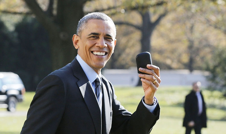 Дональд Трамп заменил свой Android-смартфон на «безопасное устройство»