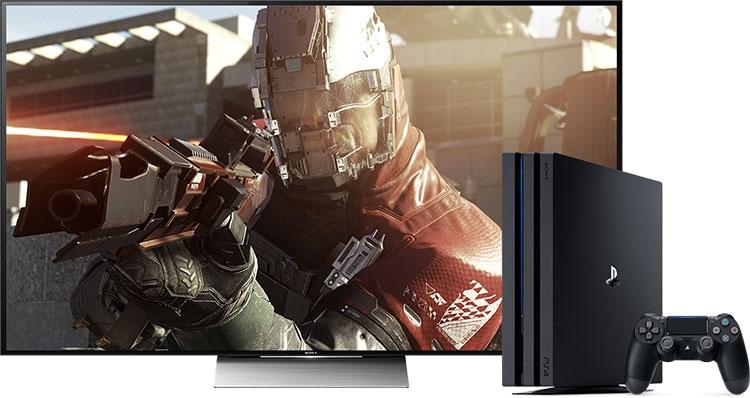 тестирование всех игр, исполняемых в родном разрешении 4K на PS4 Pro